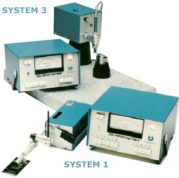 Analog Surfometer Systems