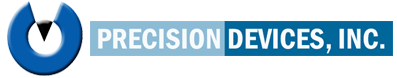 Precision Devices, Inc. logo